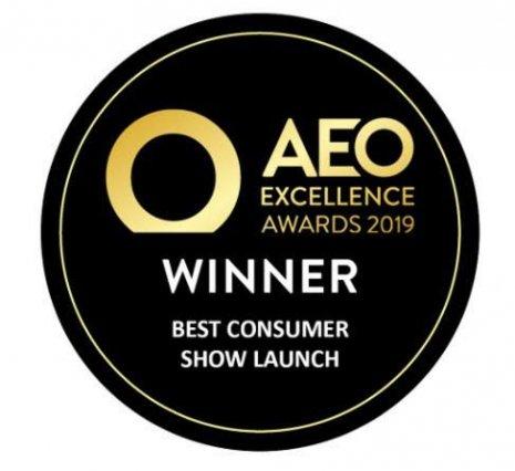 AEO Winner 2019