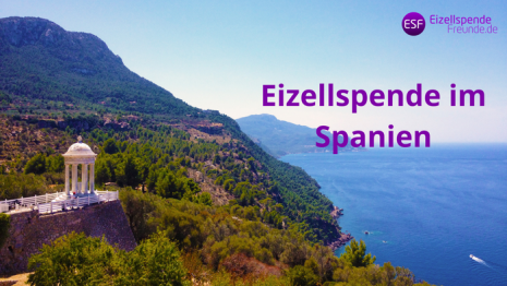 Für eine Eizellspende nach Spanien reisen