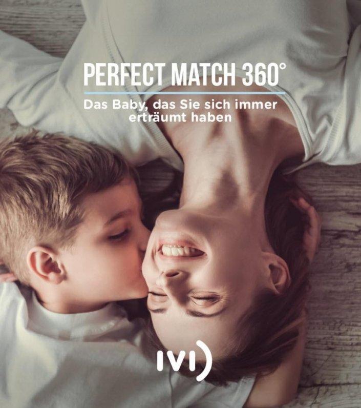 IVI Perfect Match Graphic